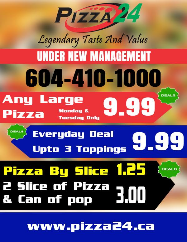 pizza24 mission deals